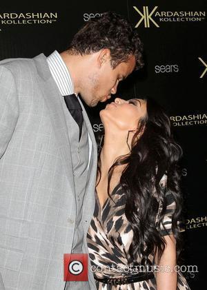 Kris Humphries and Kim Kardashian  Kardashian Kollection Launch Party  Held at The Colony  Hollywood, California - 17.08.11