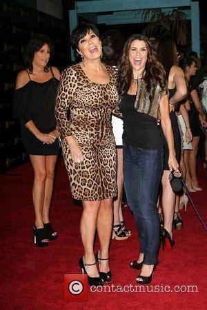 Kris Jenner and Samantha Harris