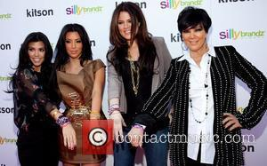 Kourtney Kardashian, Khloe Kardashian and Kim Kardashian
