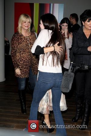 Kendall Jenner and Kourtney Kardashian