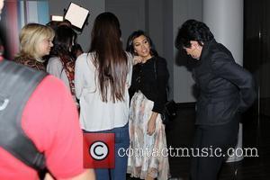 Kendall Jenner, Kourtney Kardashian and Kris Jenner
