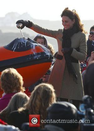 Kate Middleton, New Atlantic and Prince William