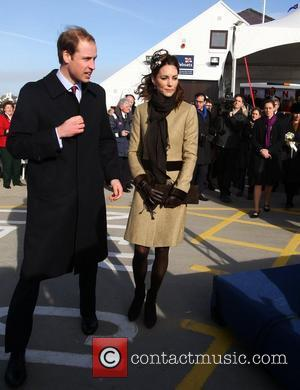 Prince William, Kate Middleton and New Atlantic