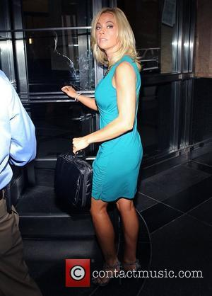 Kate Gosselin outside NBC studios for an appearance on the 'Today' show New York City, USA - 08.08.11