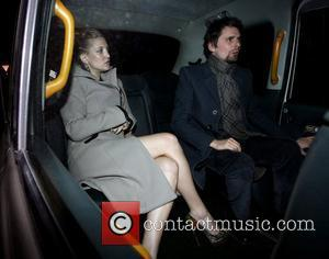 Kate Hudson, Matt Bellamy and Muse
