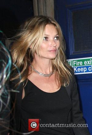 Kate Moss, Cafe De Paris and The Hoping Foundation Benefit Evening
