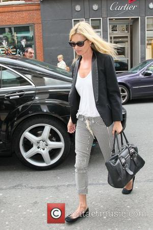 Kate Moss Planning Second Bachelorette Party
