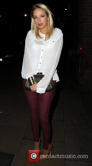 Sacha Parkinson Katherine Kelly's 'Coronation Street' leaving party at Place Manchester Manchester, England - 19.11.11