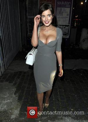 Helen Flanagan's Fashion Boob Leaves Actress Red-faced