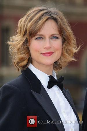 Katie Derham Katie Derham and bright young stars launch BBC Proms 2011 with outdoor piano show on the steps of...