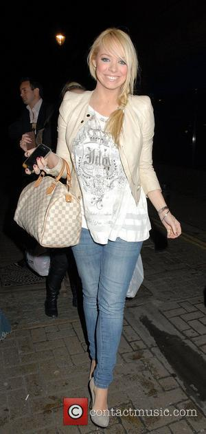 Liz McClarnon arrives for the musical Blood Brothers at the Phoenix Theatre London, England - 17.02.11