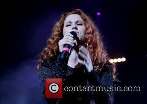 Katy B performing at Manchester O2 Apollo. Manchester, England - 12.10.11