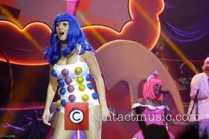 Katy Perry and O2 Arena