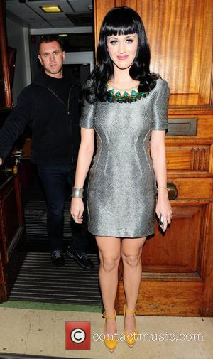 Chris Moyles, Katy Perry