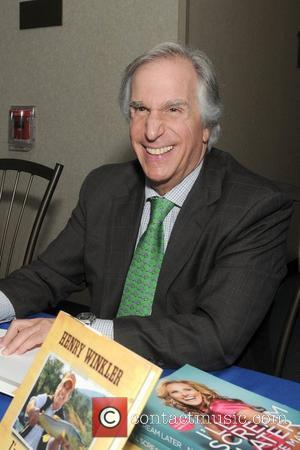 Henry Winkler A Grandfather Again