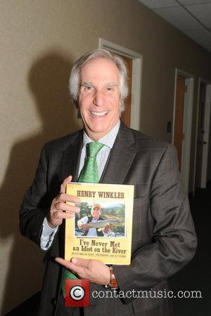 Henry Winkler  Book Signings during the 22nd Annual Bank of America Festival of Arts, Books and Culture held at...