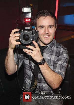 Alan Halsall at the Palace Nightclub at the Bridgehouse Hotel in Tullamore  Dublin, Ireland - 28.01.11