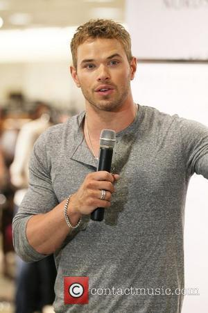Kellan Lutz Channels His Own Style For Clothing Line