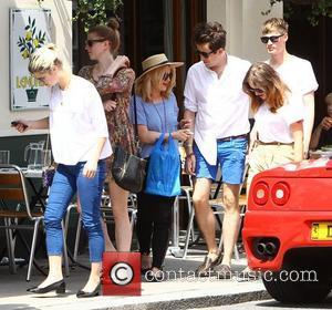 Kelly Osbourne, Nick Grimshaw, Pixie Geldof and The Offspring