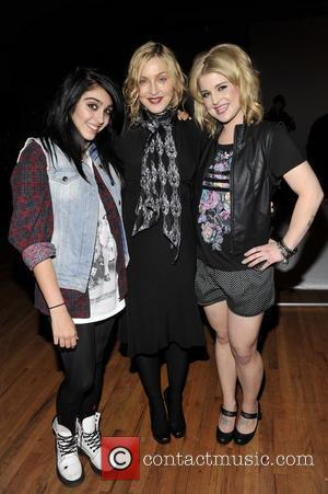 Kelly Osbourne, Madonna