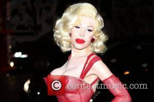 Amanda Lepore  Album release party for Kelly Rowlands album 'Here I Am' at the Standard Hotel  New York...