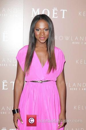 Tika Sumpter  Album release party for Kelly Rowland's album 'Here I Am' at the Standard Hotel  New York...
