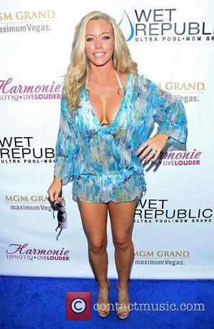 Kendra Wilkinson Kendra Wilkinson keeps summer sizzling with sexy Daylife Affair at Wet Republic at The MGM Grand Las Vegas,...