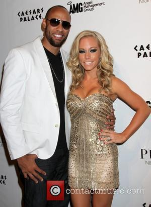 Hank Baskett and Kendra Wilkinson  Kendra Wilkinson celebrates her 26th birthday at Pure Nightclub inside Caesar's Palace Las Vegas,...