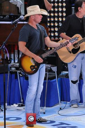 Kenny Chesney Is Named Country Music's Fittest Man