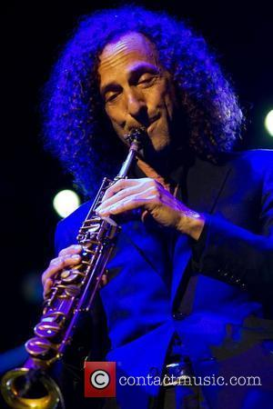 Kenny G performing live at Pavilhao Atlantico Lisbon, Portugal - 10.07.11