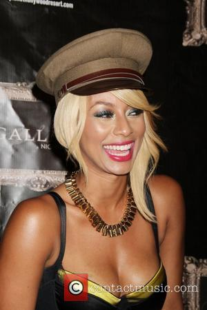 Keri Hilson  hosts a night at Gallery nightclub inside Planet Hollywood Resort and Casino  Las Vegas, Nevada -...