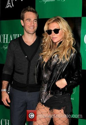 James Van Der Beek and Kesha