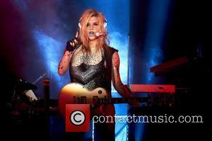 Kesha and House Of Blues