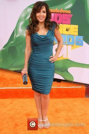 Maria Canals-Barrera Nickelodeon's 2011 Kids Choice Awards held at USC's Galen Center Los Angeles, California - 02.04.11