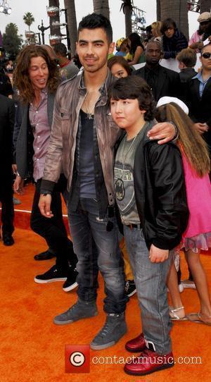 Joe Jonas Nickelodeon's 2011 Kids Choice Awards held at USC's Galen Center  Los Angeles, California - 02.04.11