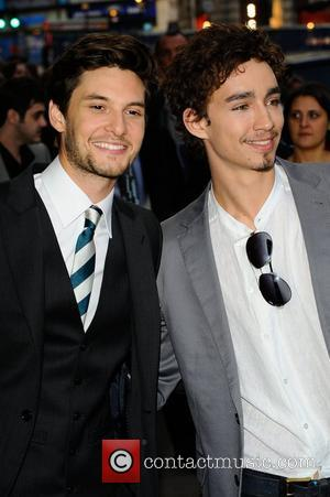 Ben Barnes and Robert Sheehan