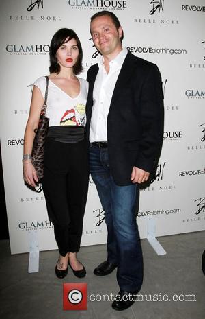 Delphine Chaneac and Kim Kardashian