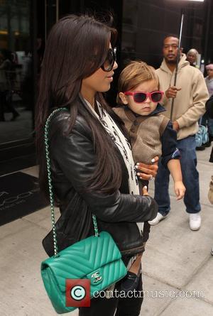 Kim Kardashian, Mason and Manhattan Hotel