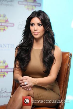 Kim Kardashian and Palms Hotel