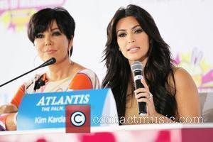 Kim Kardashian, Kris Jenner and Palms Hotel