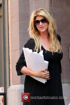 Kirstie Alley  arriving at an address in TriBeCa New York City, USA - 10.07.11