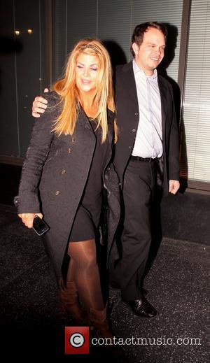 Kirstie Alley leaving Katsuya Restaurant in Hollywood  Los Angeles, California - 21.03.11