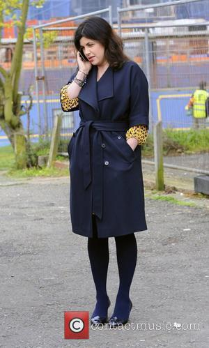 Kirstie Allsopp 'Love Where You Live' Photocall at Mile End Climbing Wall London, England - 29.03.11