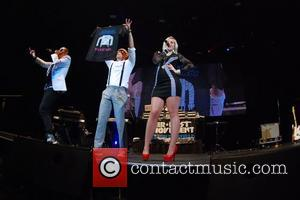 Far East Movement  103.5 KISS FM Chicago Fantabuloso Dos Concert 2011 at the Allstate Arena Chcago, Illinois - 18.05.11