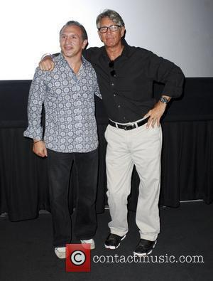Ray Mancini, Eric Roberts Los Angeles premiere of 'Klitschko' at the Landmark Theater Los Angeles, California - 27.09.11