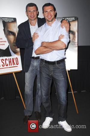 Vitali Klitschko and Wladimir Klitschko Los Angeles premiere of 'Klitschko' at the Landmark Theater Los Angeles, California - 27.09.11