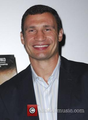 Vitali Klitschko Announces UKrainian Presidential Run