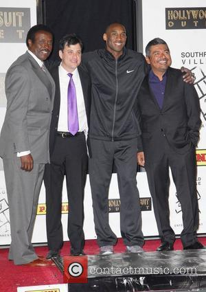 Jimmy Kimmel, George Lopez and Kobe Bryant
