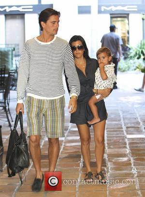 Kourtney Kardashian, Mason and Scott Disick