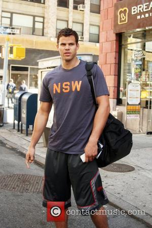 Kris Humphries and Manhattan Hotel